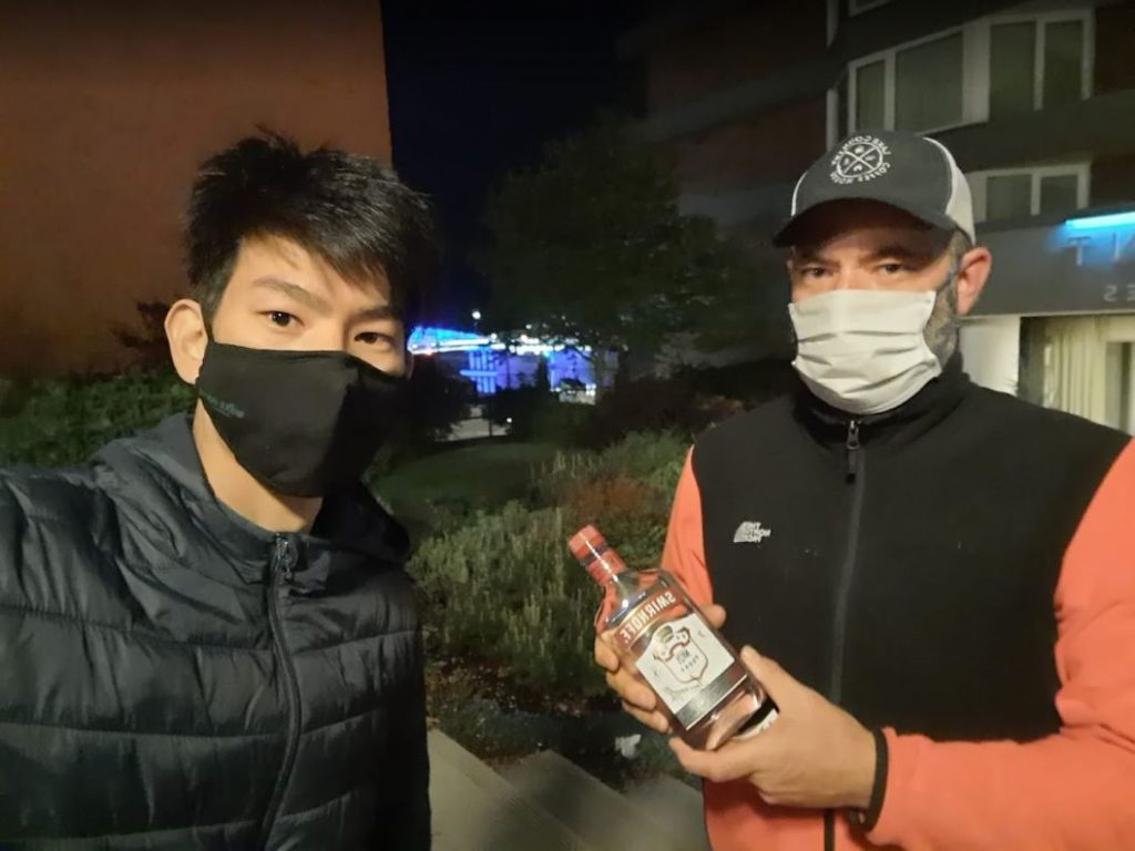 Liquor Delivery